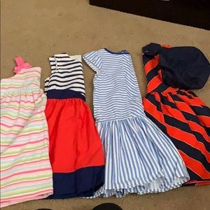 Bundle of Gymboree Dresses